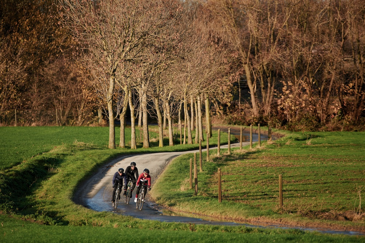 PedalBXL roadtour in Flanders